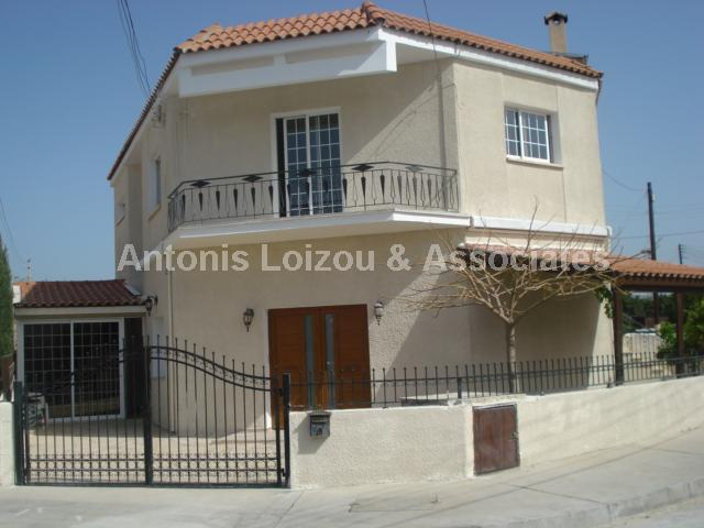 Detached House in Limassol (Apostolos Andreas) for sale