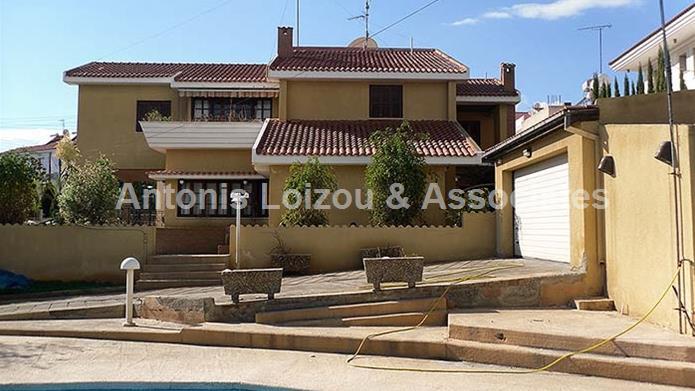 Four Bedroom Detached Villa in Ekali Limassol