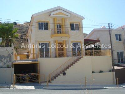 Detached House in Limassol (Ayia Phyla) for sale