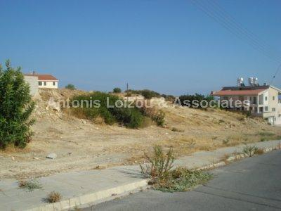 Land in Limassol (Ayia Phyla) for sale