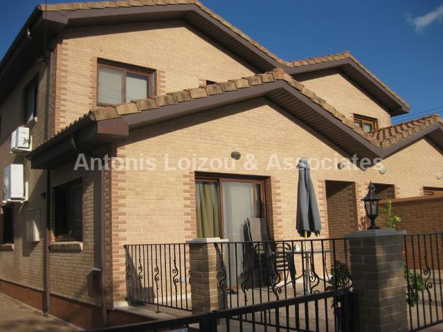 Semi House in Limassol (Ayia Phyla) for sale