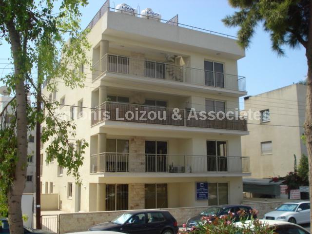 Apartment in Limassol (Agia Zoni) for sale