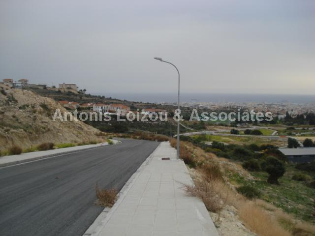 Land in Limassol (Ayios Athanasios) for sale