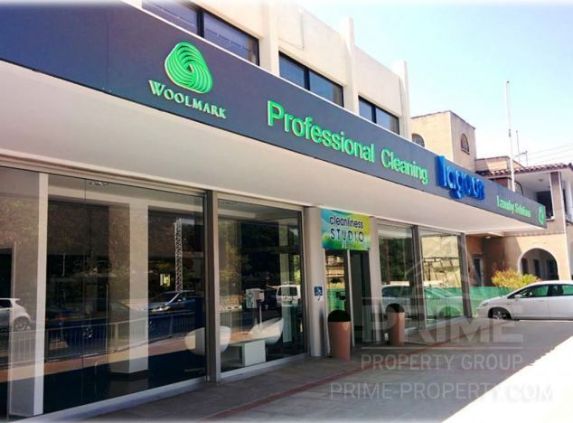 Sale of business or investment, 700 sq.m. in area: City centre - properties for sale in cyprus