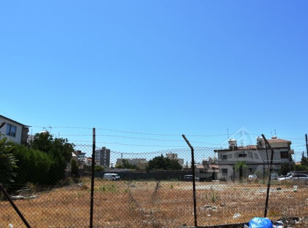 Land in Limassol (City centre) for sale