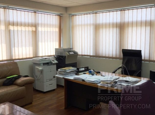 Sale of office, 100 sq.m. in area: City centre - properties for sale in cyprus
