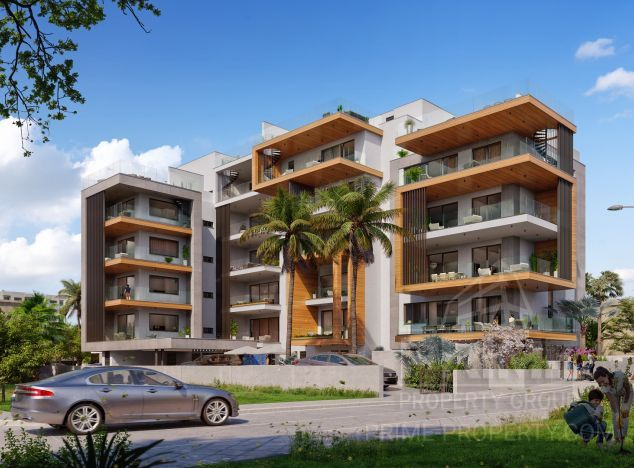 Sale of аpartment, 109 sq.m. in area: City centre - properties for sale in cyprus