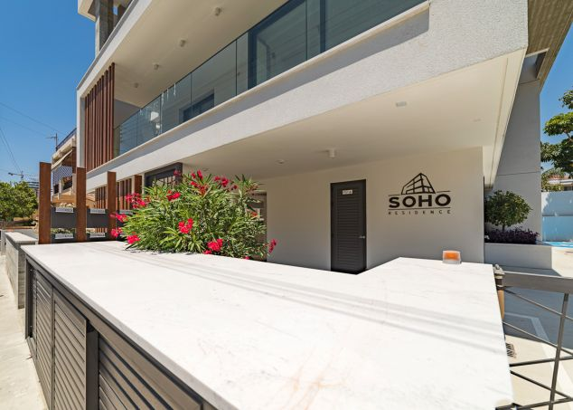Sale of аpartment, 112 sq.m. in area: City centre - properties for sale in cyprus