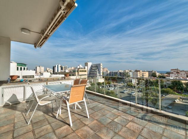Penthouse in Limassol (City centre) for sale