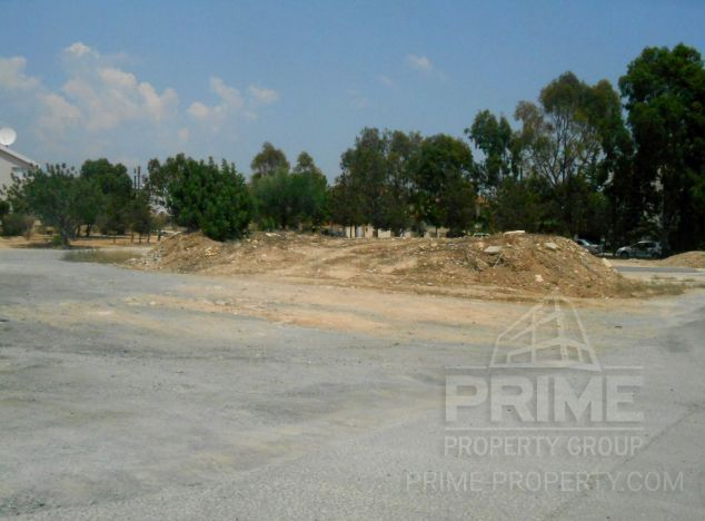 Land in Limassol (Columbia) for sale