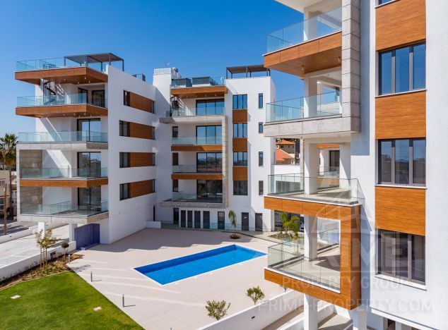 Apartment in Limassol (Columbia) for sale