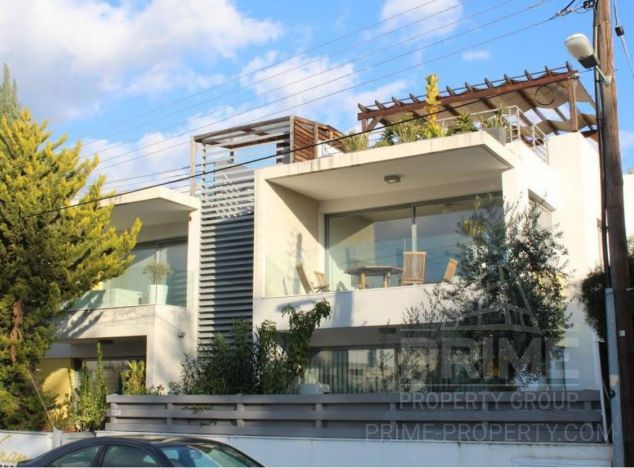 Sale of penthouse, 232 sq.m. in area: Columbia -