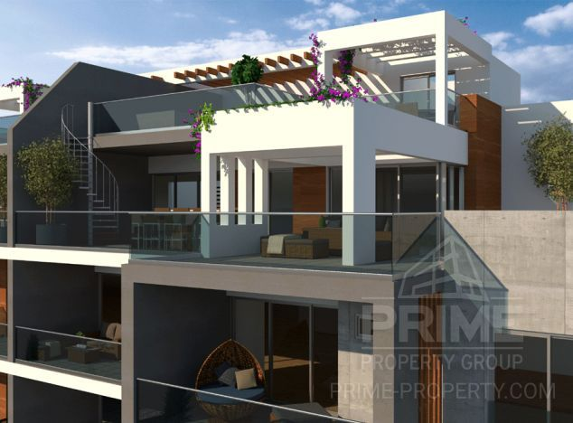 Penthouse in Limassol (Columbia) for sale