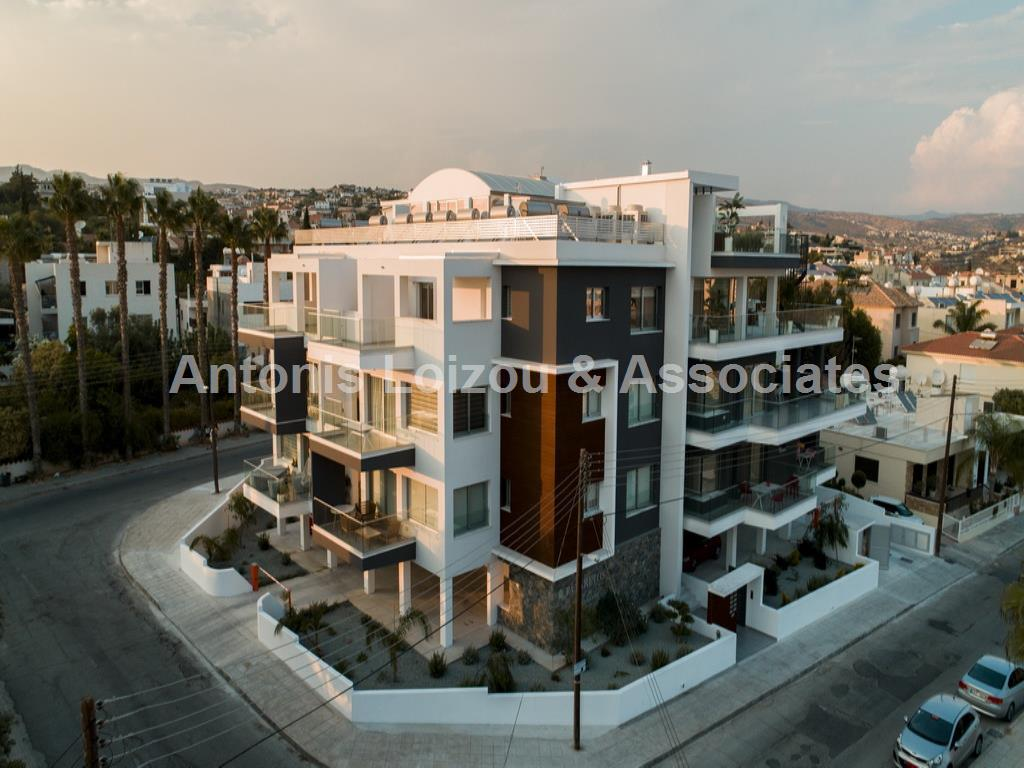 Three Bedroom Penthouse In Columbia properties for sale in cyprus