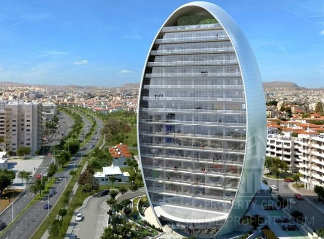 Office in Limassol (Crown Plaza) for sale