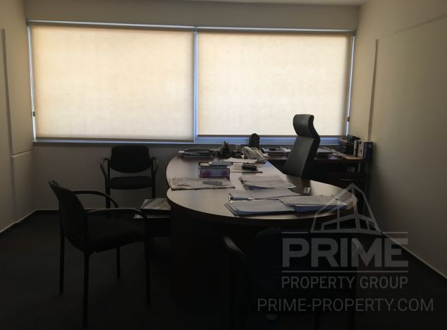 Office in Limassol (Dasoudi) for sale