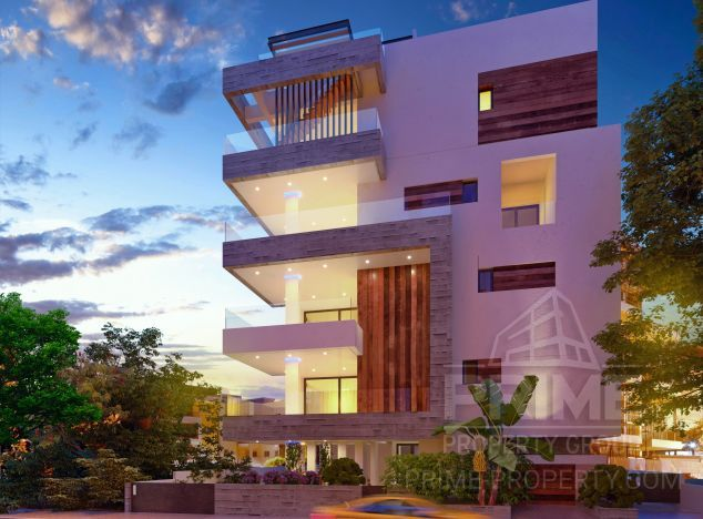 Sale of penthouse, 220 sq.m. in area: Dasoudi - properties for sale in cyprus