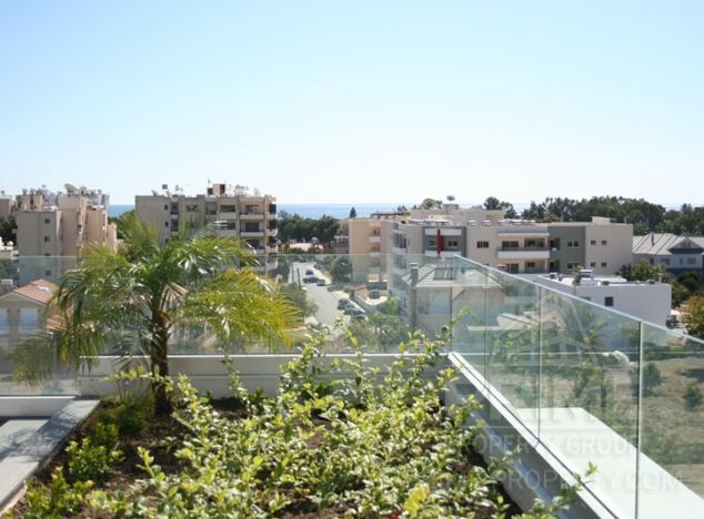 Penthouse in Limassol (Dasoudi) for sale
