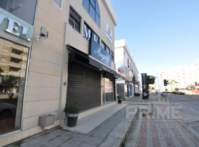 Shop in Limassol (Dasoudi) for sale