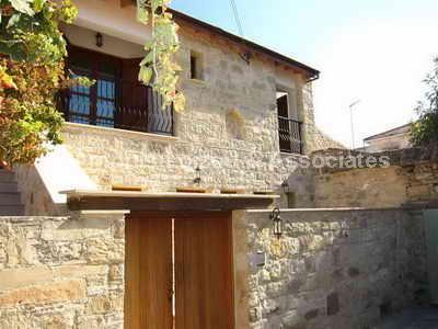 Semi Village Hou in Limassol (Dora) for sale