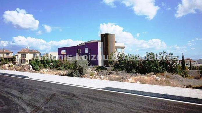 Land in Limassol (Episkopi) for sale