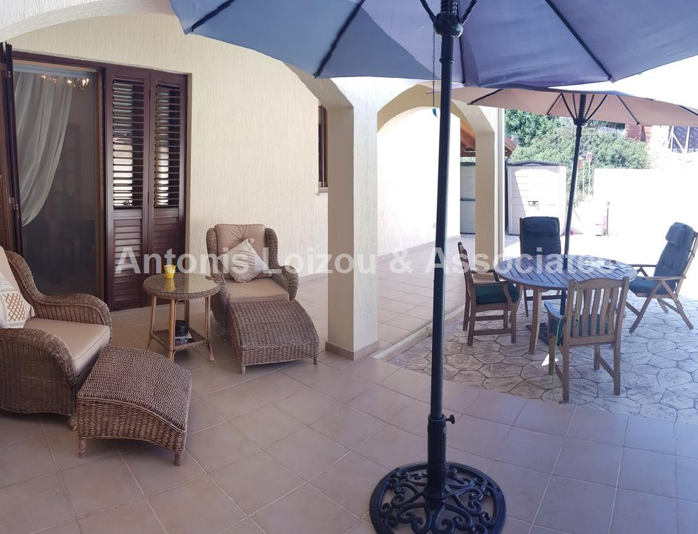 Charming Three Bedroom Bungalow West of Limassol properties for sale in cyprus