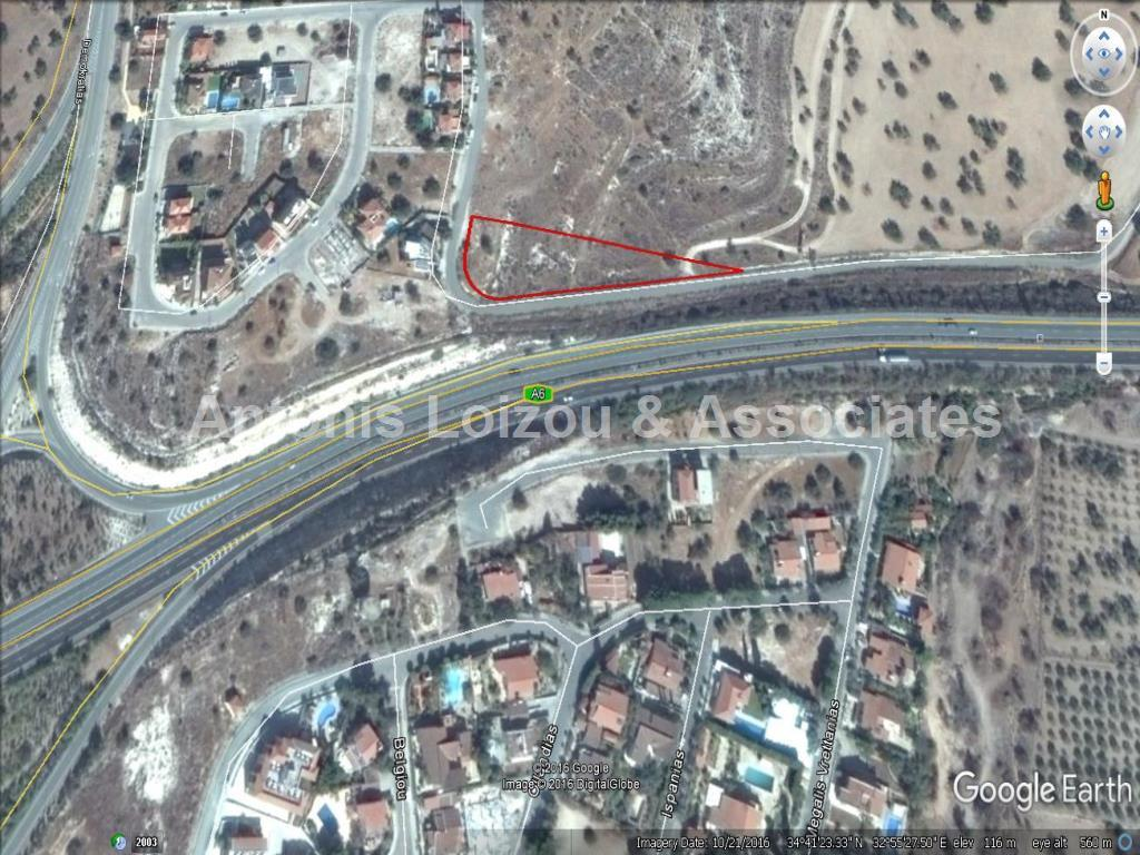 Land in Limassol (Erimi) for sale