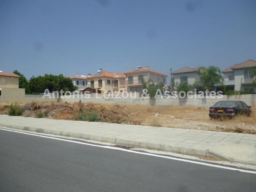 Land in Limassol (Erimi) for sale
