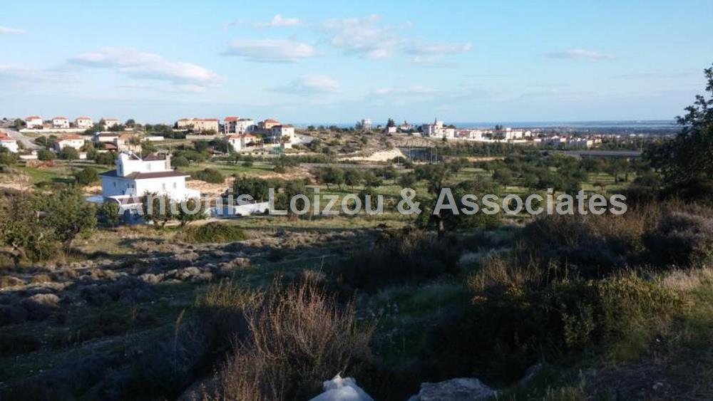 Field in Limassol (Erimi) for sale