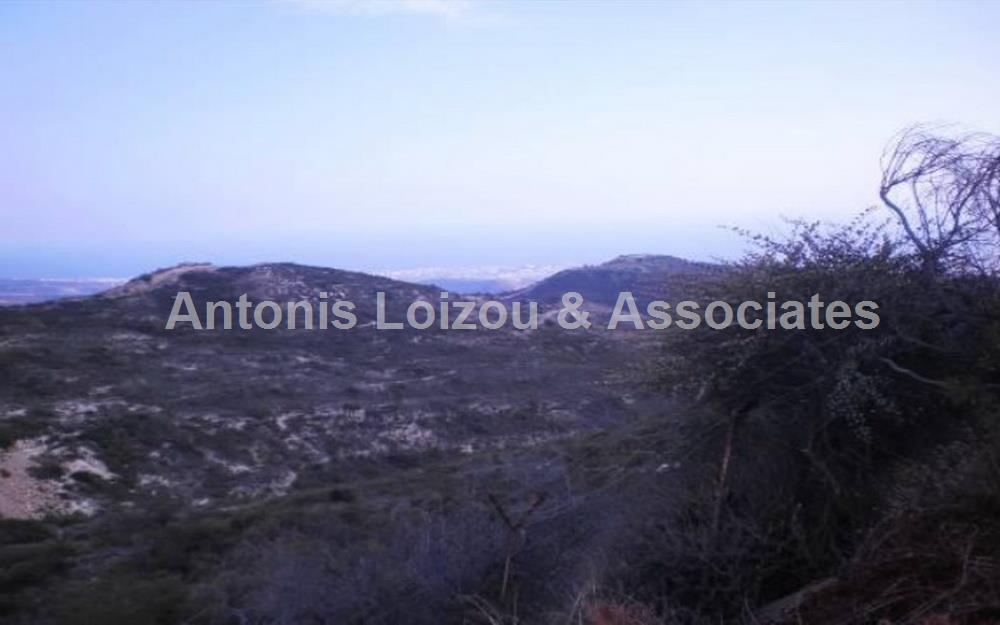 Field in Limassol (Fasoula) for sale