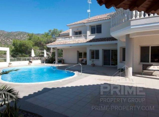 Villa in Limassol (Foinikaria) for sale