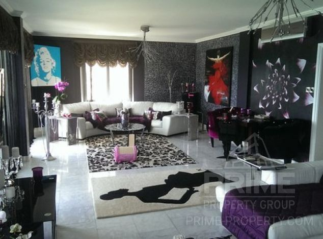Sale of penthouse, 160 sq.m. in area: Four Seasons - properties for sale in cyprus