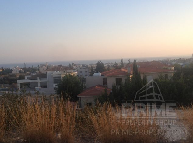Land in Limassol (Germasogeia Village) for sale