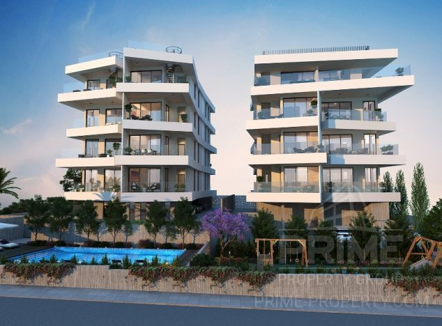 Penthouse in Limassol (Germasogeia Village) for sale