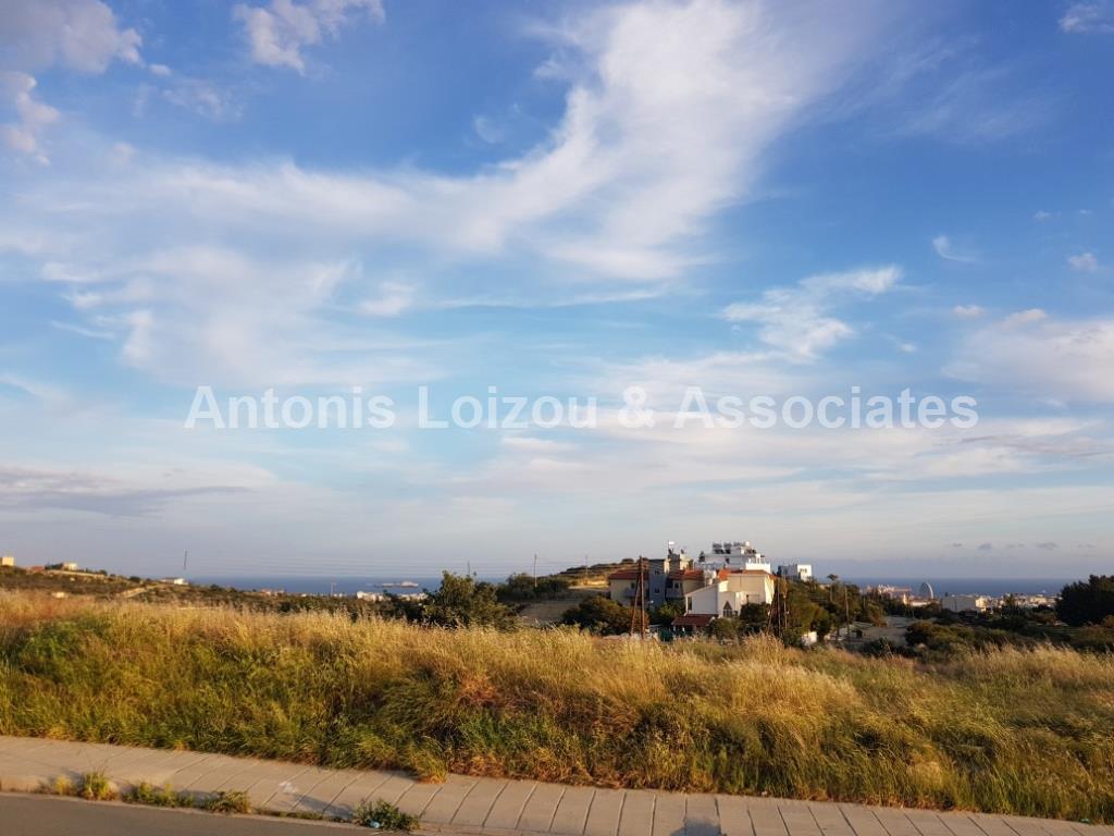 Development Plot properties for sale in cyprus