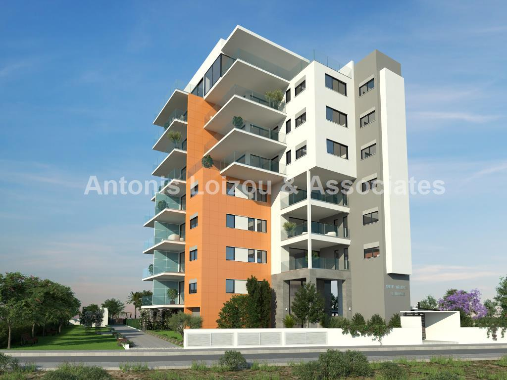 Exclusive Penthouse Apartment in Germasogeia properties for sale in cyprus