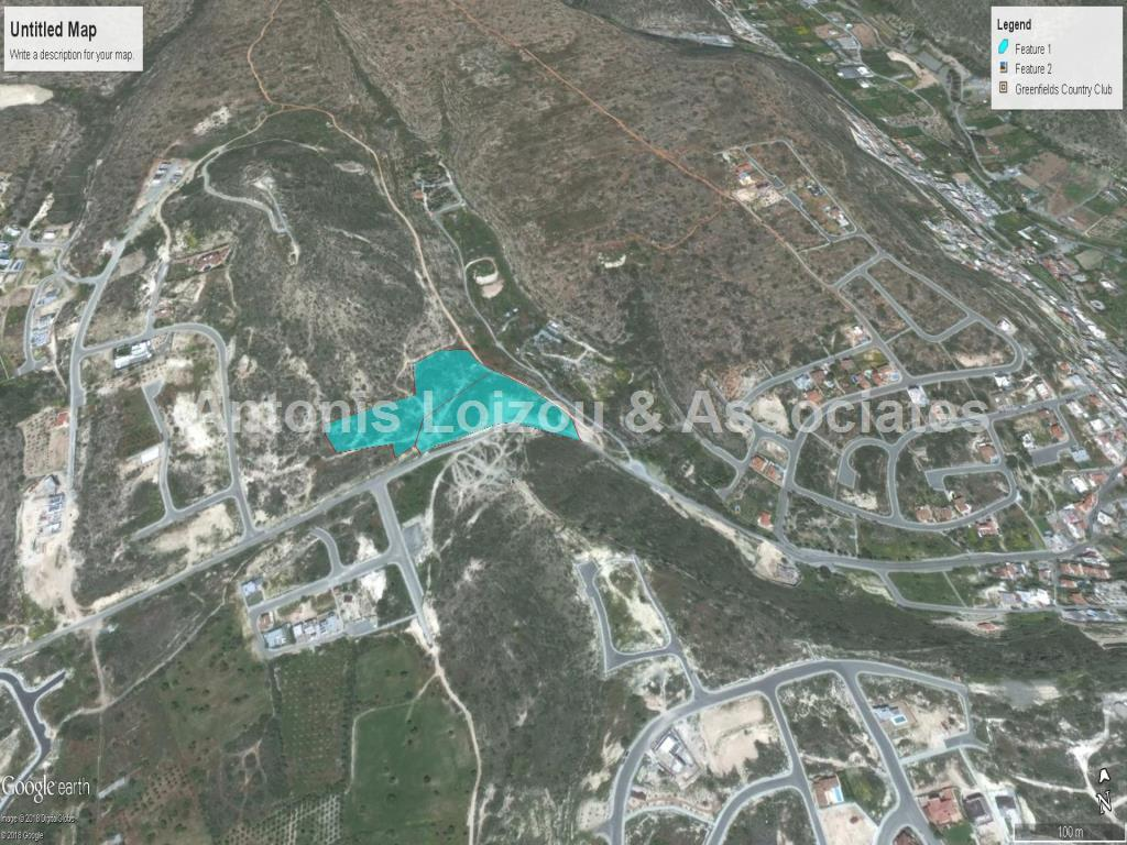 Field in Limassol (Germasogeia) for sale