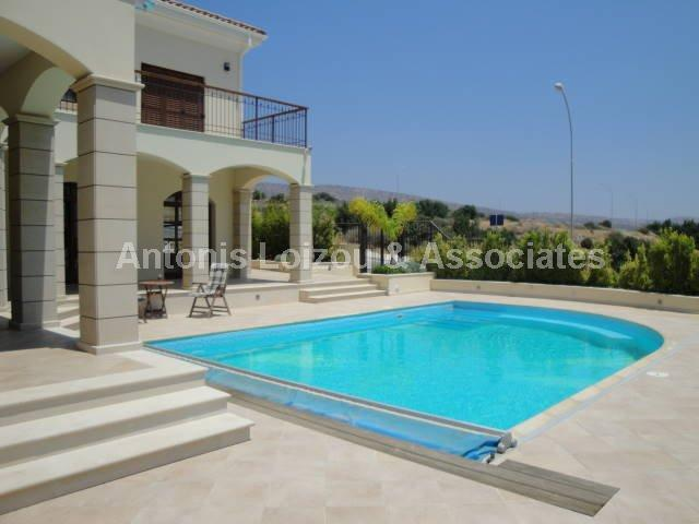 Five Bedroom Luxury Villa properties for sale in cyprus