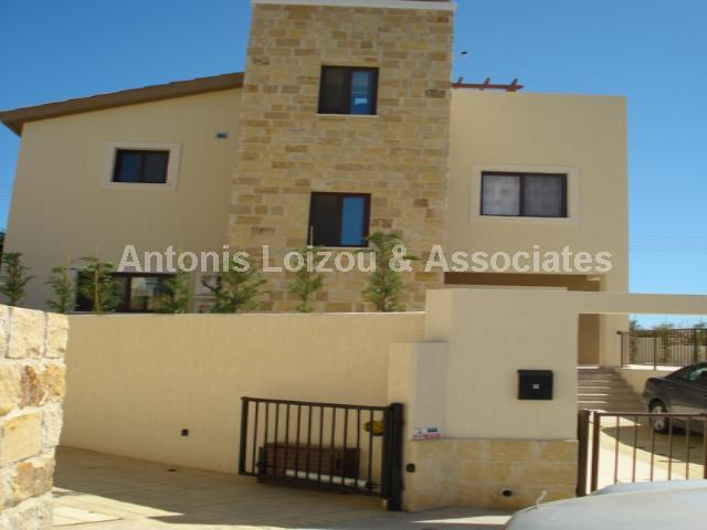 Three Bedroom Villa With Pool properties for sale in cyprus
