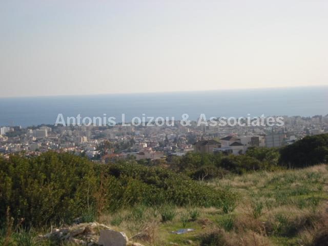 Land in Limassol (Germasogeia) for sale