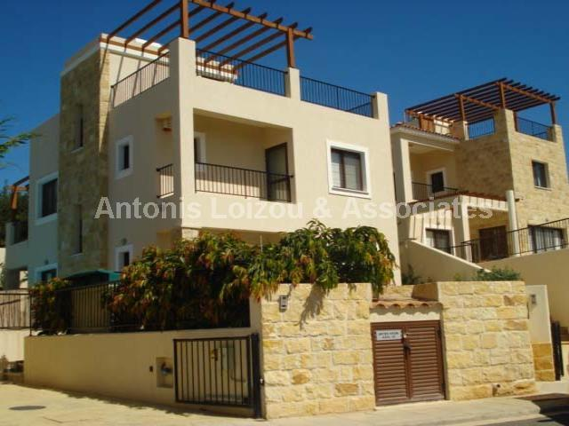 Villa in Limassol (Germasogeia) for sale