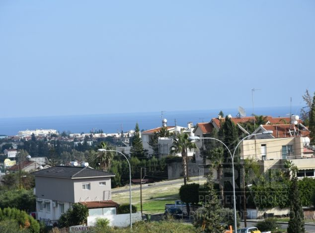 Garden Apartment in Limassol (Green Area) for sale