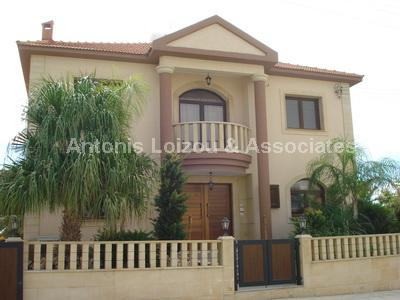 Detached Villa in Limassol (Green Area) for sale