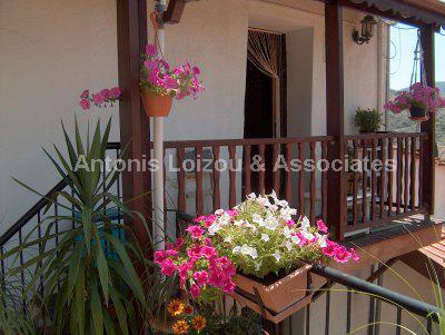 Semi Village Hou in Limassol (Kalo Chorio) for sale