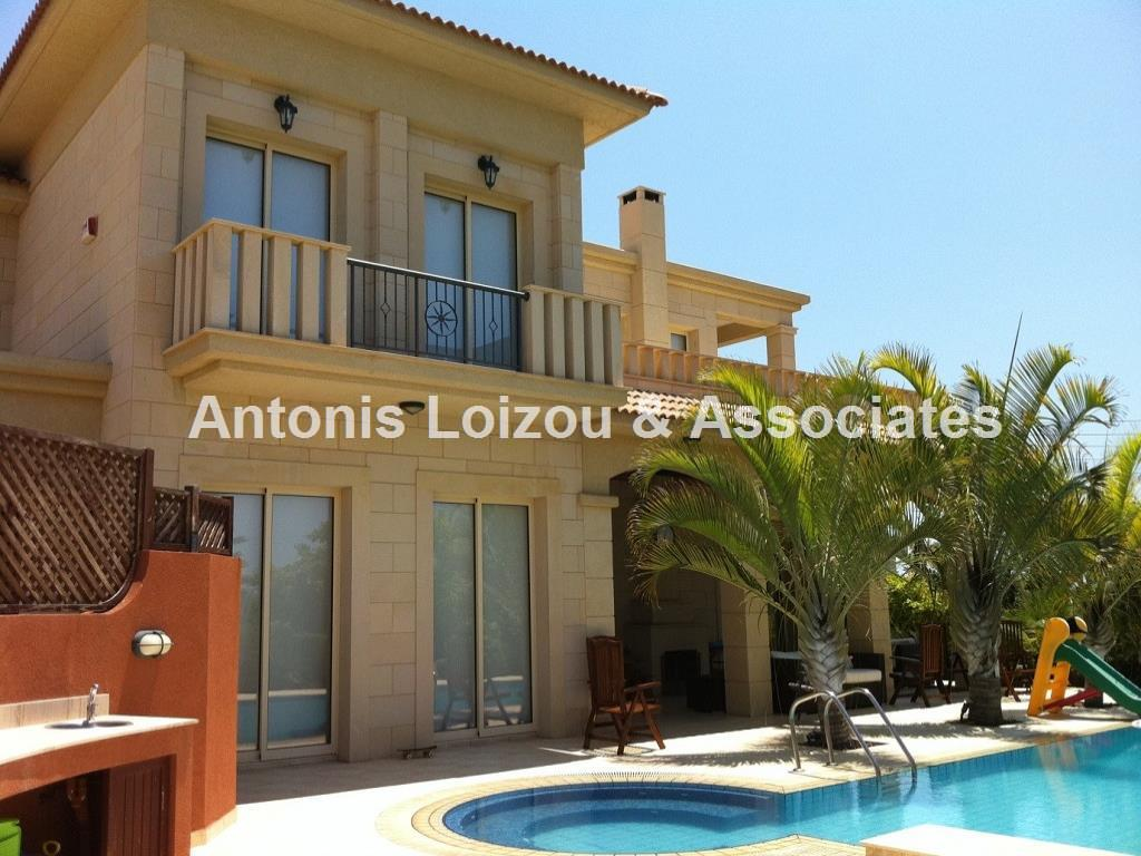 Four Bedroom Detached House + Maids Quarters properties for sale in cyprus