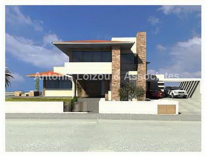 Five Bedroom Detached Villa properties for sale in cyprus