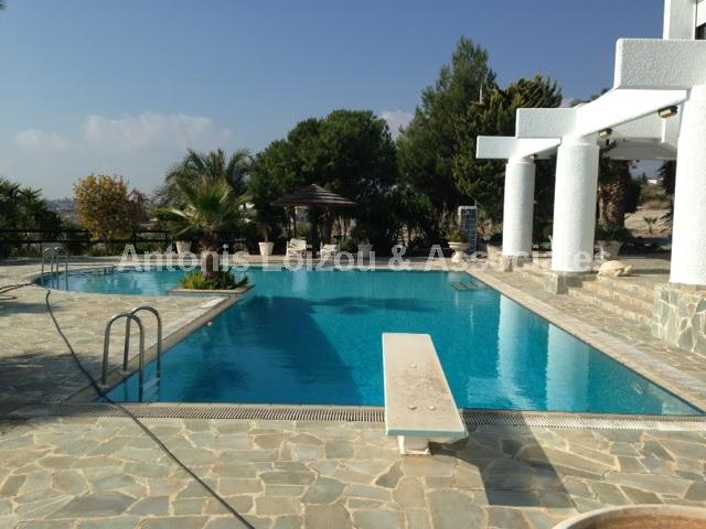 Six Bedroom Detached Villa properties for sale in cyprus