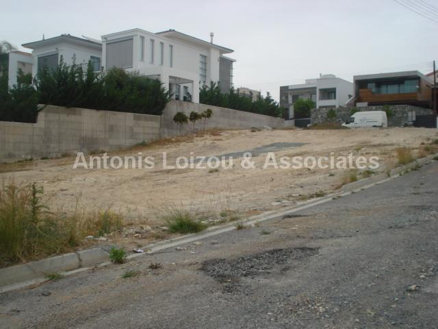 Land in Limassol (Kalogyroi) for sale
