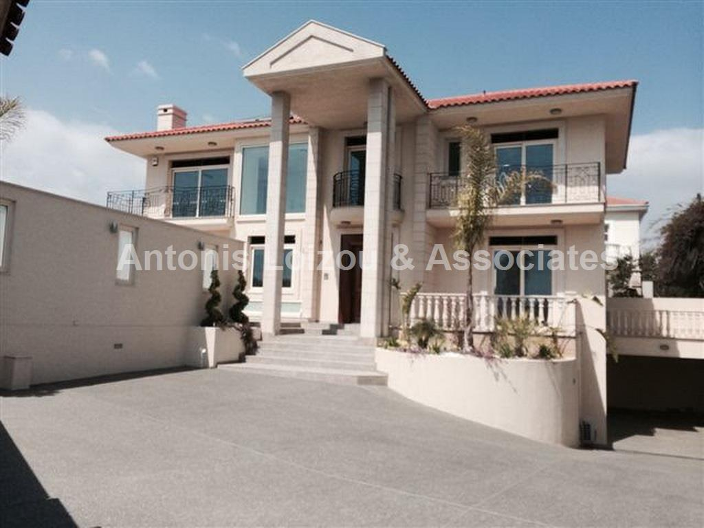 Detached House in Limassol (Kalogyroi) for sale