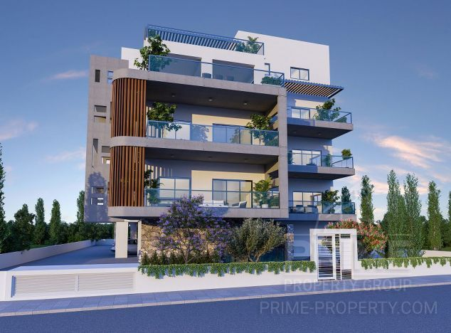 Penthouse in Limassol (Kapsalos) for sale